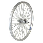 Front Wheel BMX 20x1.75 48T Silver