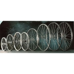 Front Wheel 650 B 27.5' (584 / 19) Axle Thread