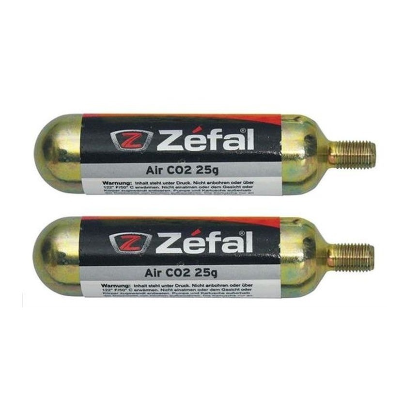 Zefal AIR CO2 cartridge (25 g) - x2